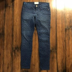 current Elliott the ankle skinny sapphire size 25